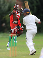 Maasai Warriors Cricket England Tour Feature