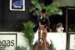 Pessoa Rodrigo (BRA) - Baloubet du Rouet<br /> World Cup Finale Jumping Las Vegas 2000<br /> © Dirk Caremans