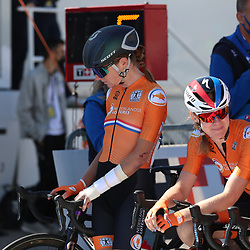 26-09-2020: wielrennen: WK weg vrouwen: Imola