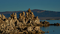Mono Lake, South Tufa Area. Image taken with a Nikon D3 camera and 200 mm f/2 lens (ISO 200, 200mm, f/16, 1/400