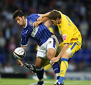 Ipswich Town v Colchester United 260808