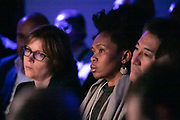 Participants listen during the session Africa's Innovators of the Year at the World Forum World Economic Forum on Africa 2019. Copyright by World Economic Forum / Greg Beadle