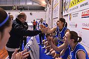 ORVIETO 11 DICEMBRE 2012<br /> BASKET NAZIONALE ITALIANA FEMMINILE<br /> ITALIA - ORVIETO<br /> NELLA FOTO TEAM ITALIA TIME OUT<br /> FOTO CIAMILLO