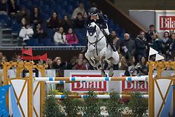 Peter-Steiner Nadja, (SUI), Capuera II<br /> Credit Suisse Grand Prix<br /> CHI de Genève 2016<br /> © Hippo Foto - Dirk Caremans<br /> 08/12/2016