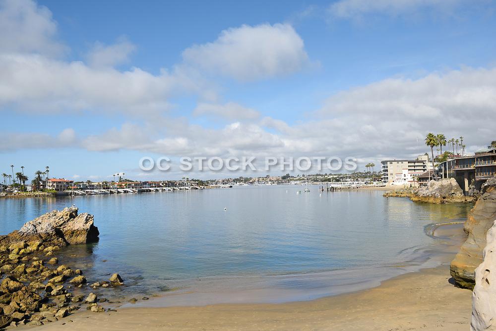 Pirate's Cove Beach Newport Beach