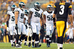 Philadelphia Eagles - Preseason game vs the Pittsburgh Steelers at Heinz Field