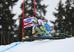 16/12/2011, Val Gardena, Italy. MARKIC Gasper (SLO) in action during the Alpine Ski World Cup -  Saslong - men Super-G .© Pierre Teyssot / Sportida.com