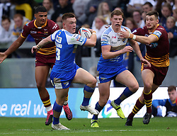 File photo dated 19-08-2021 of Leeds Rhinos' Callum McLelland (second left). Castleford have brought half-back Callum McLelland back to the club, eight years after he first signed for them. Issue date: Monday October 11, 2021.