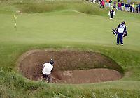 Golf. Open Golf Championships. Muirfield. 19.07.2002.<br /> Craig Parry, Australia.<br /> Foto: Matthew Impey, Digitalsport.