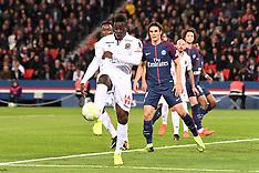 PSG vs Nice, 27 Oct 2017