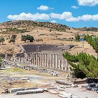 Turkey - Pergamum - Asclepium
