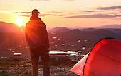 Trekking - Swedish Mountains - Grövelsjön