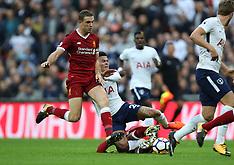 171022 Tottenham v Liverpool