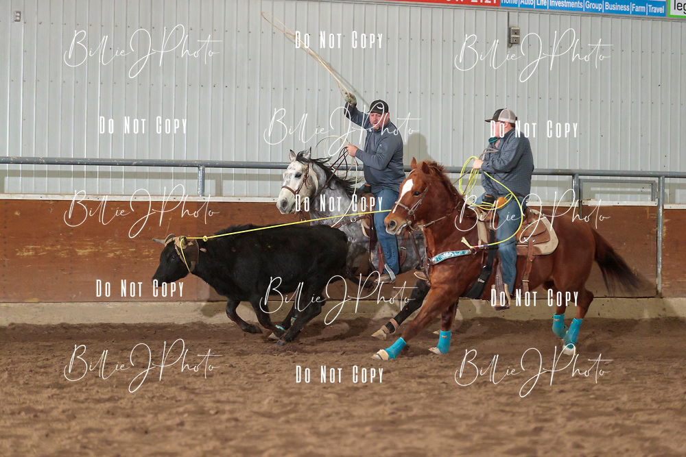 Rocky Mountain Roping Association January 7, 2018 Jackpot