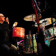 Drummer with Marc Cohn band at The Music Hall