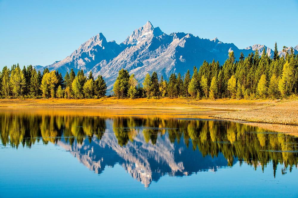Coulter Bay, Grand Teton National Park, Wyoming
