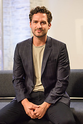 Ben Aldridge at BUILD for a live discussion at AOL's Capper Street Studio in London.