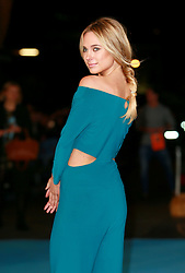 Kimberley Garner at the European Premiere of Eddie the Eagle, London, Britain, 17.03.2016, 17.03.2016. EXPA Pictures © 2016, PhotoCredit: EXPA/ Photoshot/ James Shaw/Photoshot<br /> <br /> *****ATTENTION - for AUT, SLO, CRO, SRB, BIH, MAZ, SUI only*****