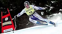 Alpint GARMISCH-PARTENKIRCHEN,DEUTSCHLAND,28.JAN.06 - SKI ALPIN - FIS Weltcup, Abfahrt der Herren. Bild zeigt Kjetil Andre Aamodt (NOR). <br /> Foto:  Wolfgang Grebien , Digitalsport