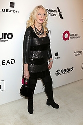 February 24, 2019 - West Hollywood, CA, USA - LOS ANGELES - FEB 24:  Nancy Wilson at the Elton John Oscar Viewing Party on the West Hollywood Park on February 24, 2019 in West Hollywood, CA (Credit Image: © Kay Blake/ZUMA Wire)