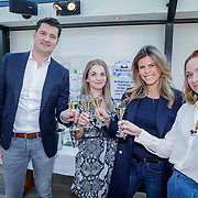 NLD/Amsterdam/20190129- Melkmeisje viert 140 jarig jubileum, Frank van Vliet, Anieke Schoondermank, Pip Pellens en Kim Kotter