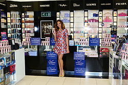Alesha Dixon 'Rose Quartz' fragrance launch at The Fragrance Shop's Westfield  London, United Kingdom. Saturday, 8th March 2014. Picture by Nils Jorgensen / i-Images