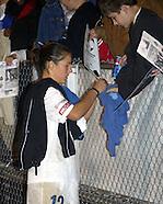 2003.03.08 WUSA Preseason: Carolina vs Washington
