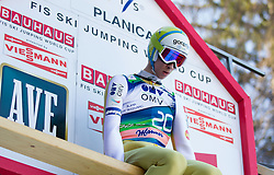SINKOVEC Jure of Slovenia during Flying Hill Individual competition at 2nd day of FIS Ski Jumping World Cup Finals Planica 2012, on March 16, 2012, Planica, Slovenia. (Photo by Vid Ponikvar / Sportida.com)