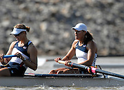 Oklahoma, USA, USA W2-, anna MICKLESON and Susan FRANCIA, at the USA World Rowing Challenge held on The Oklahoma River, Oklohoma City, Fri. 12.10.2007 [Mandatory Credit. Peter Spurrier/Intersport Images].....