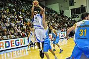 Bootsy Marvis Thornton<br /> Banco di Sardegna Dinamo Sassari - Vanoli Cremona<br /> Legabasket Serie A Beko 2012-2013<br /> Sassari, 25/11/2012<br /> Foto L.Canu / Ciamillo-Castoria