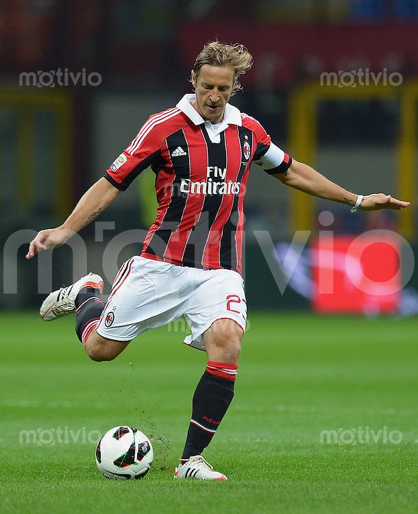 FUSSBALL INTERNATIONAL   SERIE A   SAISON 2012/2013    AC Mailand - Atalanta  15.09.2012 Massimo Ambrosini (AC Mailand)