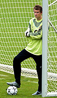 Fotball<br /> Arsenal på treningsleir i Østerrike<br /> Jens Lehmann - ny keeper i Arsenal<br /> Foto: Mathias Kniepeiss, Digitalsport