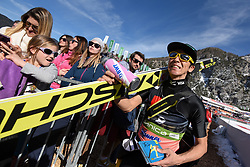 March 22, 2019 - Planica, Slovenia - Noriaki Kasai of Japan is seen during the FIS Ski Jumping World Cup Flying Hill Individual competition in Planica. (Credit Image: © Milos Vujinovic/SOPA Images via ZUMA Wire)