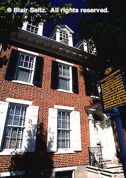 York, PA Historic Site, Second Empire Architecture
