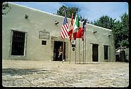 08: SAN ANTONIO GOVERNOR'S PALACE, CENOTAPH