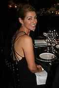 MRS. RUAIRI O'COILEAIN, The 2007 Cartier Racing Awards. Four Seasonss Hotel. London. 14 November 2007. -DO NOT ARCHIVE-© Copyright Photograph by Dafydd Jones. 248 Clapham Rd. London SW9 0PZ. Tel 0207 820 0771. www.dafjones.com.