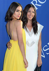 Olivia Culpo and Rebecca Minkoff at the 2018 CFDA Awards at the Brooklyn Museum in New York City, NY, USA on June 4, 2018. Photo by Dennis Van Tine/ABACAPRESS.COM
