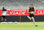 Picture by Laurent Selles/Catalans Dragons/via SWpix.com - 10/07/2020 Rugby League Betfred Super League 2020<br /> Back in training. Catalans Dragons players back in training today at Stade Gilbert Brutus, Perpignan - France after the long lay off due to Coronavirus Covid 19 Pandemic