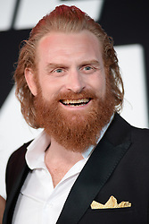 April 8, 2017 - New York, NY, USA - April 8, 2017  New York City..Kristofer Hivju attending 'The Fate Of The Furious' New York premiere at Radio City Music Hall on April 8, 2017 in New York City. (Credit Image: © Kristin Callahan/Ace Pictures via ZUMA Press)