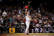 PHOENIX, AZ - SEPTEMBER 23: The D-backs host the Cardinals. (Photo by Sarah Sachs/Arizona Diamondbacks)