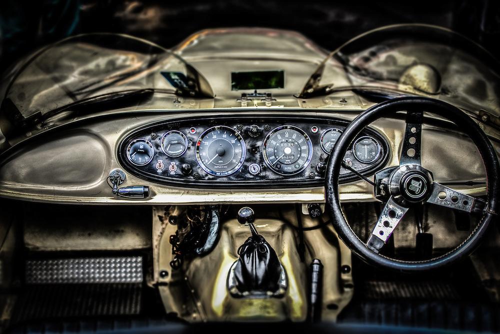 The Triumph Dashboard