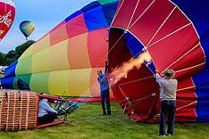Balloon Festival | Strathaven | 27 August 2016