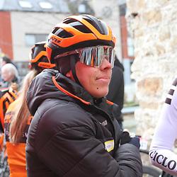 03-03-2020: Wielrennen: GP Le Samyn: vrouwen: Dour:Kim de Baat