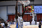 Biligha Paul Stephan<br /> Vanoli Cremona - Fiat Torino<br /> Lega Basket Serie A 2016/2017<br /> Cremona 12/02/2017<br /> Foto Ciamillo-Castoria