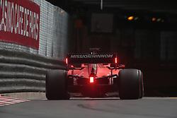 May 23, 2019 - Monte Carlo, Monaco - xa9; Photo4 / LaPresse.23/05/2019 Monte Carlo, Monaco.Sport .Grand Prix Formula One Monaco 2019.In the pic: Sebastian Vettel (GER) Scuderia Ferrari SF90 (Credit Image: © Photo4/Lapresse via ZUMA Press)