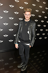 Monday 18th November 2013 saw a host of London hipsters, social faces and celebrities, gather together for the much-anticipated World Premiere of the brand new MINI.<br /> Attendees were among the very first in the world to see and experience the new MINI, exclusively revealed to guests during the party. Taking place in the iconic London venue of the Old Sorting Office, 21-31 New Oxford Street, London guests enjoyed a DJ set from Little Dragon, before enjoying an exciting live performance from British band Fenech-Soler.<br /> Picture Shows:-HENRY HOLLAND