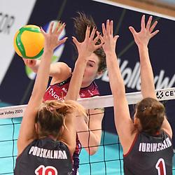 20200204: SLO, Volleyball - CEV Women Champions League 2019/20, NKBM Branik vs Lokomotiv Kaliningrad