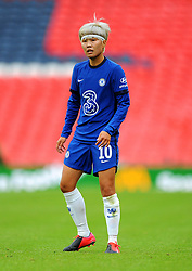 Ji So-Yun of Chelsea Women- Mandatory by-line: Nizaam Jones/JMP - 29/08/2020 - FOOTBALL - Wembley Stadium - London, England - Chelsea v Manchester City - FA Women's Community Shield