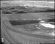 "Ackroyd 16965-17 ""Oregon Steel Mills. Aerials & ground photos. Rivergate. October 23, 1970."""