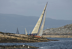 Day two of the Silvers Marine Scottish Series 2015, the largest sailing event in Scotland organised by the  Clyde Cruising Club<br /> Racing on Loch Fyne from 22rd-24th May 2015<br /> <br /> GBR447R, Local Hero, Geoff & Norman Howison, RGYC, Beneteau 44.7<br /> <br /> <br /> Credit : Marc Turner / CCC<br /> For further information contact<br /> Iain Hurrel<br /> Mobile : 07766 116451<br /> Email : info@marine.blast.com<br /> <br /> For a full list of Silvers Marine Scottish Series sponsors visit http://www.clyde.org/scottish-series/sponsors/